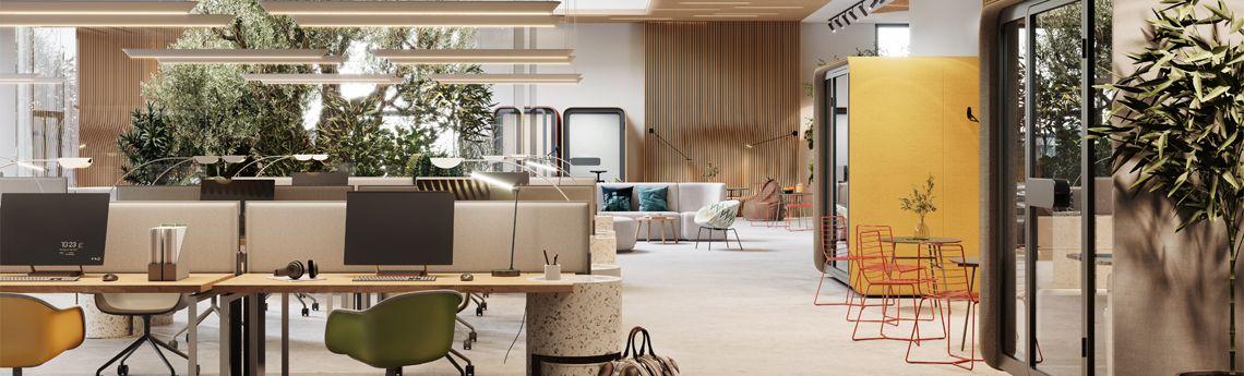 L'open space, un espace à aménager pour introduire de nouveaux modes de travail