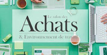 My Design Office présent au Salon des Achats et de l'Environnement de Travail à Paris du 5 au 7 octobre 2021 !
