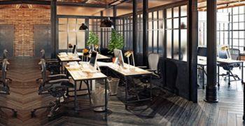 Le style déco industriel pour vos bureaux professionnels