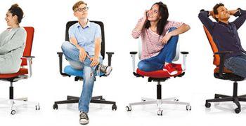 Quel choix pour le fauteuil de bureau ergonomique de vos collaborateurs ?
